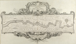 THAMESIS DESCRIPTIO Anno 1588